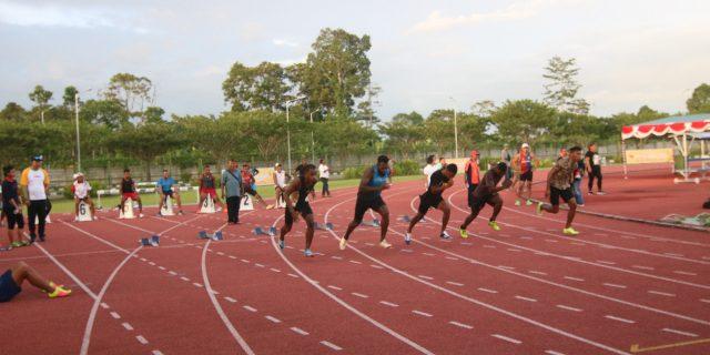Ribuan Atlet Ikut Papua Open Atletik di Timika