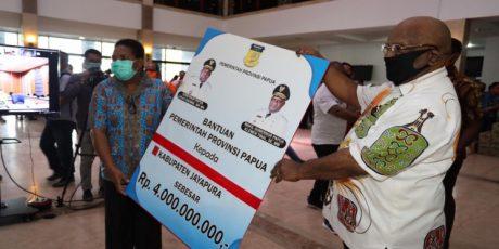 Pemprov Papua Tidak Tutup Mata Cegahan Covid-19