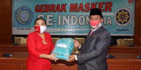 DPPAD : Sekolah di Papua Butuh Masker