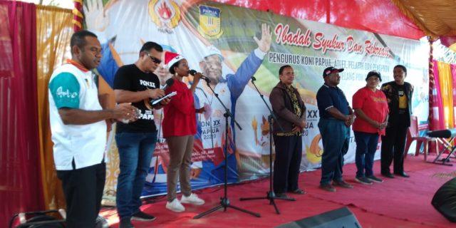 PON XX, KONI Papua Siapkan Tim Bintal