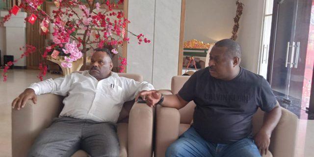 PILKADA WAROPEN : Demokrat Papua Dukung Penuh Yeremias Bisai