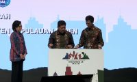 Pemkab Yapen MoU Pinjaman Daerah Dengan PT. SMI