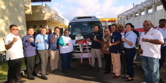 PON XX : Bank Mandiri Komitmen Dukung Prestasi Atlet Papua