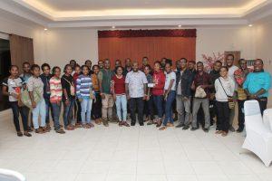 Bupati Mamteng Siap Memfasilitasi Keinginan Mahasiswa Papua