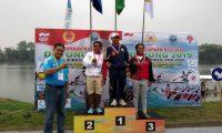 Tim Dayung Papua Berjaya di Tanah Legenda