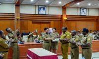 28 OPD Provinsi Papua Terima DPA Tahun 2020