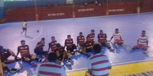 PON XX, Tim Futsal PON Papua Terus Lakukan Uji Coba