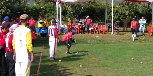 PON XX, Tim Gateball Papua Gagal Masuk 16 Besar