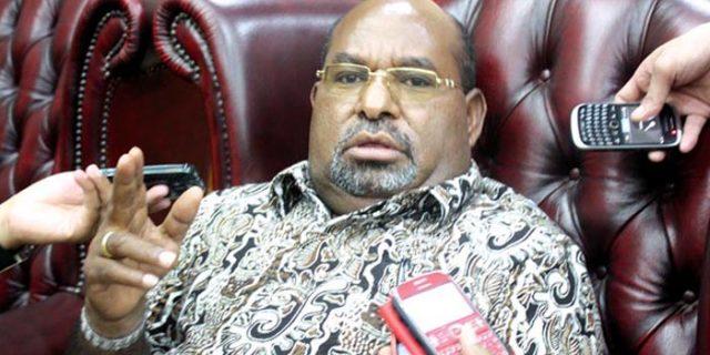 Gubernur Larang Pemprov Papua Jual Aset