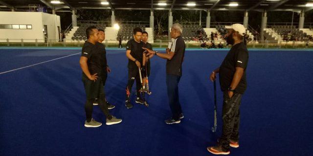 PON XX, 3 Pelatih Hocky Papua Ikuti Pelatihan Level 2 di Jakarta