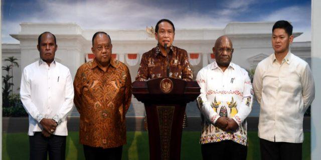 Presiden Joko Widodo Terbitkan Inpres Percepatan Dukungan PON dan Peparnas di Papua