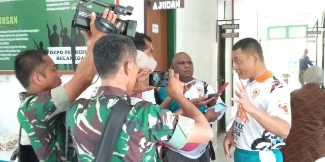 PON XX, Kasdam Berikan Lampu Hijau Buat Atlet Papua