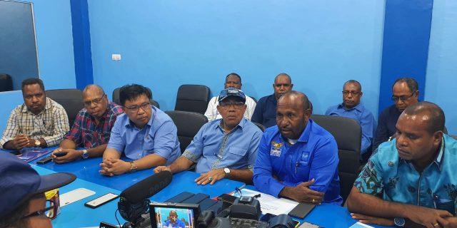 AHY Dipastikan Hadiri Rapimda Partai Demokrat Papua