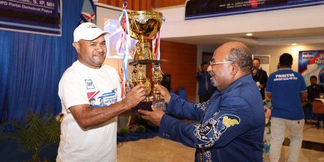Tim Futsal Papua Gagal Masuk Final