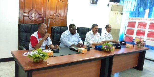 ARENA PON XX, KONI Jabar Silaturahmi ke KONI Papua