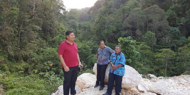 Pengunungan Muman Bakal Dijadikan Percontohan Perumahan Kampung Adat