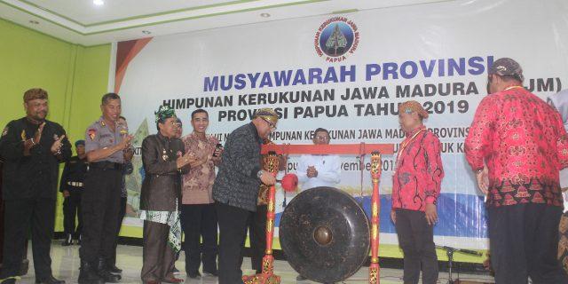 HKJM Beri Kontribusi Nyata bagi Pembangunan dan Kedamaian di Papua