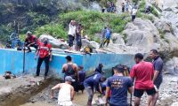Jaga Sumber Air POS 7 Sentani, PDAM Libatkan Pemuda Kampung