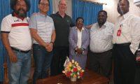 PERBASI Papua  Datangkan Pelath Asal Australia