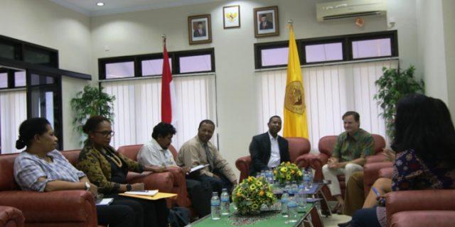 URI Komitmen Tingkatkan SDM Papua Melalui Sektor Pendidikan