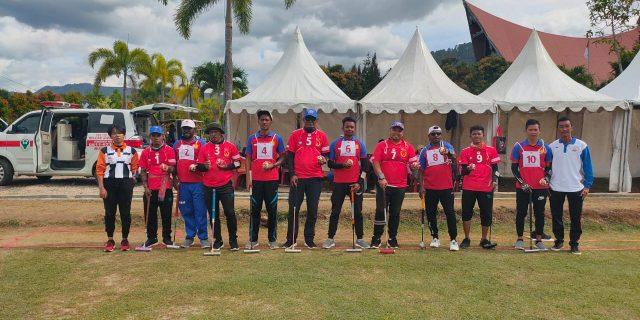 Tim Beregu Papua Gugur di 8 Besar