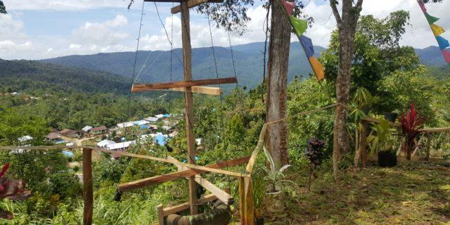 Indahnya Merayakan Natal Bersama Masyarakat di Kampung