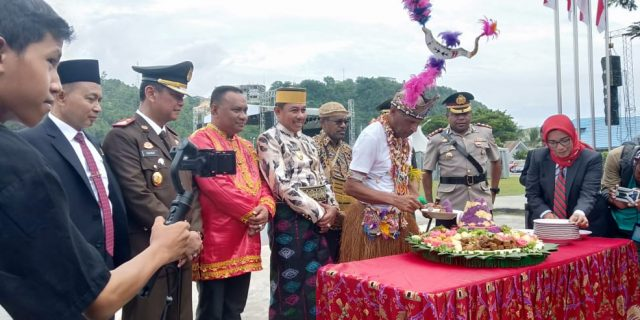 KMB Kota Jayapura Ikut Ambil Bagian Pada Pameran Kuliner Nusantara