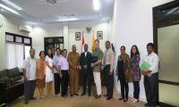 Enam Orang Putra-Putri Papua Kuliah di URI