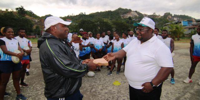 32 Pemain Rugby PON Papua Asli Anak Daerah, Ini Luar Biasa
