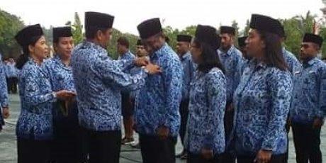 3 ASN Pemprov Papua Terima Satyalancana  Dari Presiden