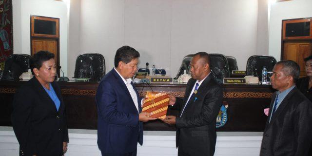 DPRD Yapen Menyetujui Raperda APBD 2020 Yapen