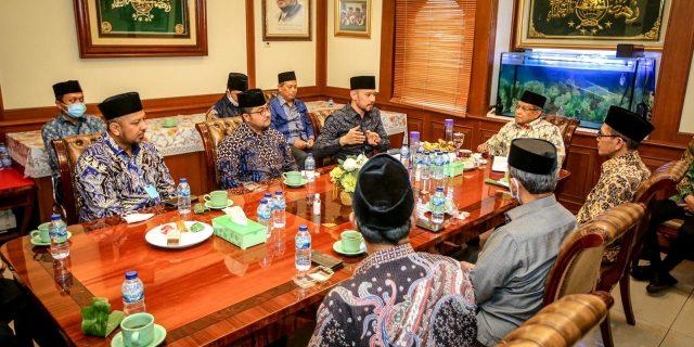 Ketum AHY Apresiasi Banyaknya Muslimat NU Masuk Anggota PD