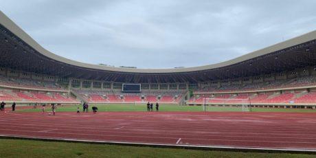Stadion Papua Bangkit Bakal Berubah Nama