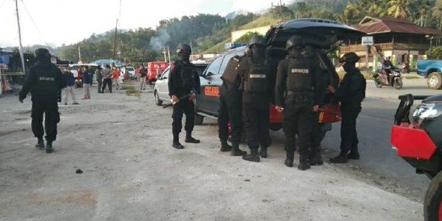 Terduga Teroris Berhasil Ditangkap di Jayapura