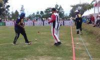 PON XX, Tripel Campuran Gateball Papua Lolos 8 Besar