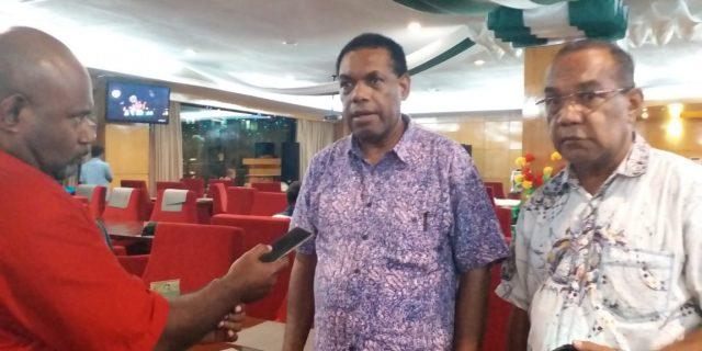 Yusuf Yambeyabdi : Pemaparan Bidang-bidang PB PON Sangat Tidak Memuaskan