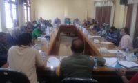DPRD Yapen Dukung Penambahan Bangunan Pagar Sekolah Yayasan Dengan Syarat
