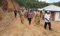 Ketua DPRD Yohanis: Dewan Apresiasi Pembangunan Jalan Lingkar Distrik Wonawa