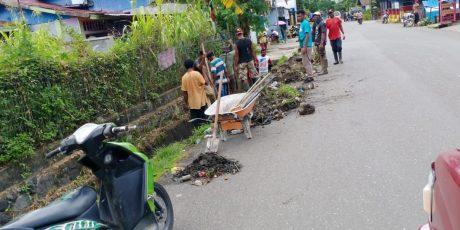 Dinas LH Apresiasi Keaktifan Masyarakat Bersihkan Gorong-Gorong