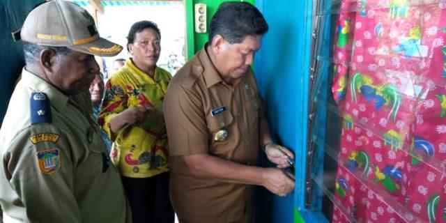 Dana Kampung Berikan Perubahan di Kampung Dumani