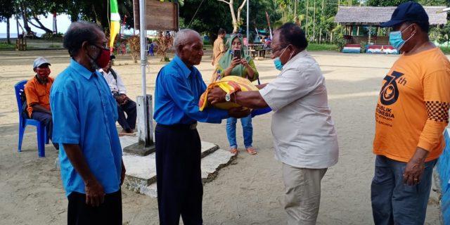 Misi Bantuan Pemda Yapen Diakhiri Di Windesi