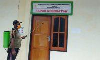 Klinik KONI Papua Siap Bagi-bagi Anti Septik di Tempat TC