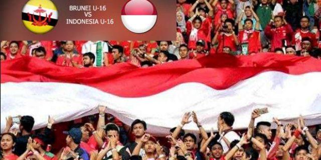 Preview Brunei vs Timnas Indonesia U-16: Pertahankan Posisi Puncak