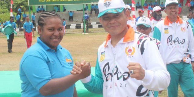 Hercules Disiapkan Angkut Atlet PON XX Kembali ke Jayapura